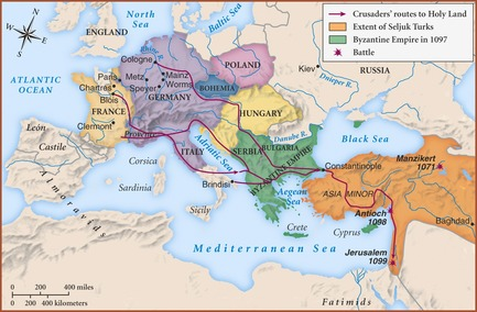 essay on the third crusade Essays and criticism on the crusades - critical essays these combined forces of the first crusade destroyed the turkish army the third crusade.